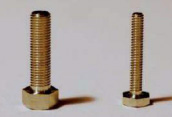 High Frequency Invar Screws-Temex
