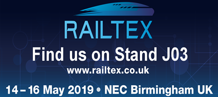 Railtex 2019 - Meet the experts